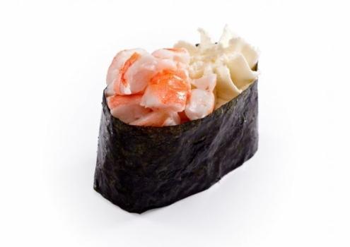 Крем-суши креветка
