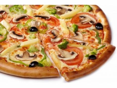Пицца вегетарианская 25 см